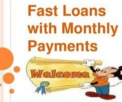 Loans with no credit check monthly payments 3-72 months