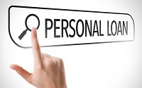online application for a personal loan