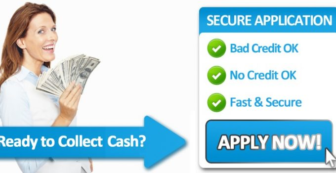 quick cash personal loans for bad credit